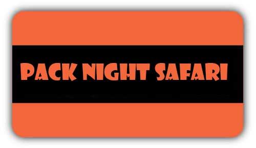 pacchetto night safari